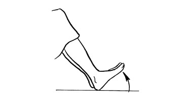 фото: второе упражнение при варикозе
