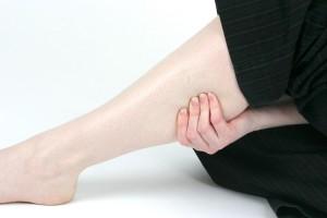 Снятие тяжести и усталости в ногах