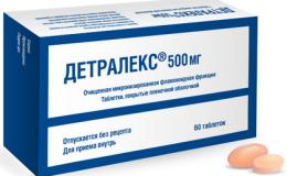 Препараты для лечения и профилактики варикоза